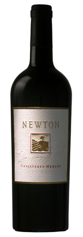 2012 NEWTON MERLOT UNFILTERED 750ML
