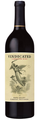 2016 VINDICATED CABERNET SAUVIGNON 750ML