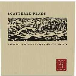 2015 SCATTERED PEAKS CABERNET SAUVIGNON 750ML