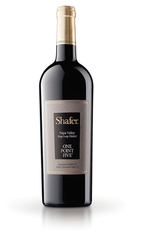 2015 SHAFER ONE POINT FIVE 750ML