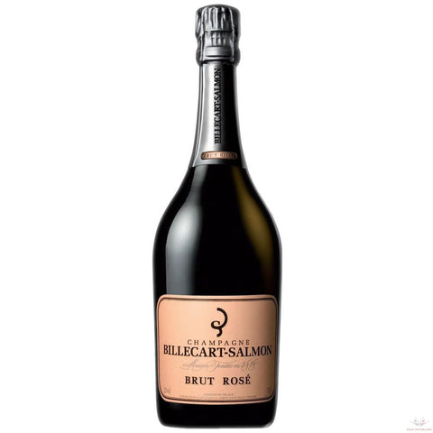BILLECART-SALMON CHAMPAGNE BRUT ROSE 375ML