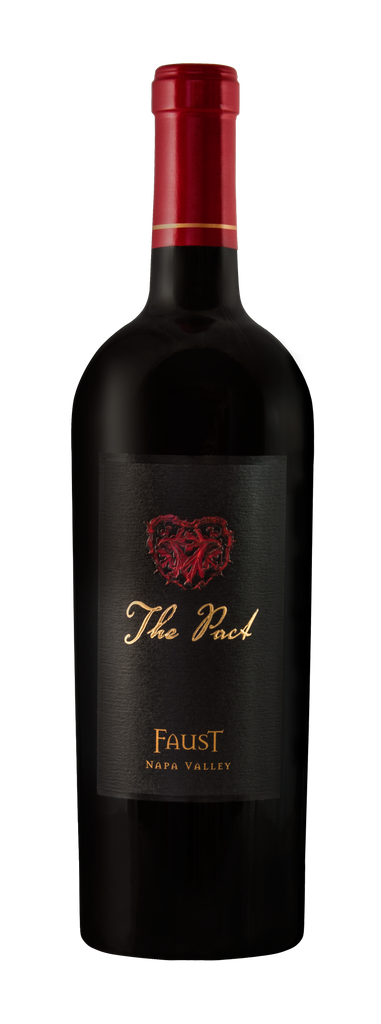 2015 FAUST THE PACT 750ML