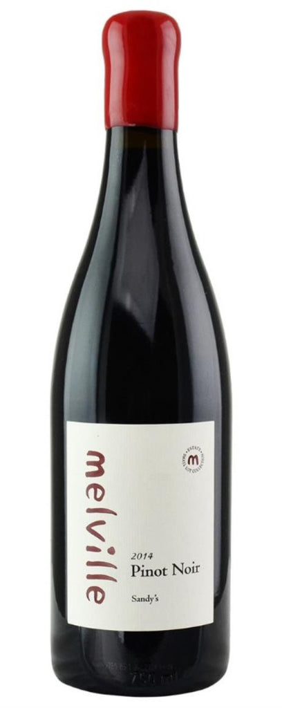 2014 MELVILLE PINOT NOIR SANDYS VINEYARD 750ML