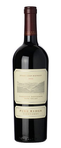 2012 PINE RIDGE CABERNET SAUVIGNON STAGS LEAP DISTRICT 750ML