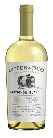 2016 COOPER & THIEF SAUVIGNON BLANC 750ML