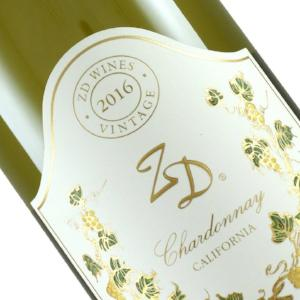2016 ZD WINES CHARDONNAY 750ML