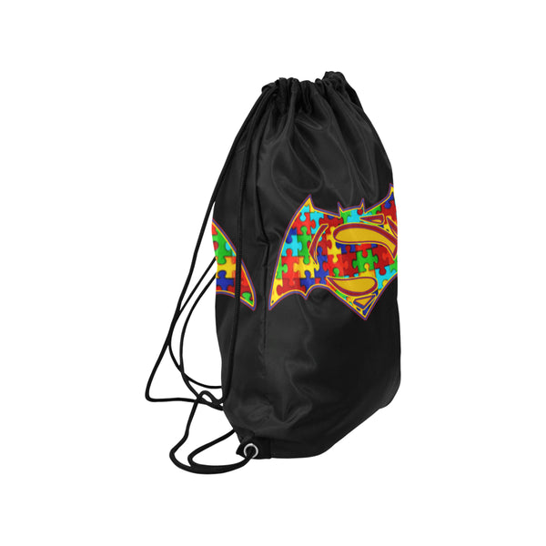SuperHero Kids Sting Backpack - Autism Awareness Merchandise