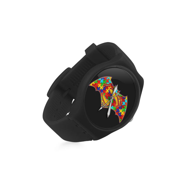 SuperHero Autism Watch - Autism Awareness Merchandise
