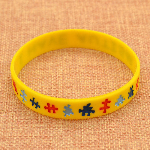 Special Autism Wristband - Autism Awareness Merchandise