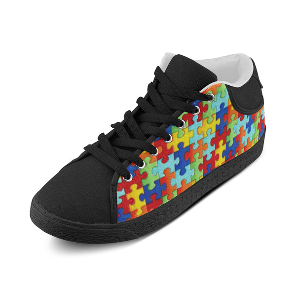 Women's Puzzle Piece Shoes