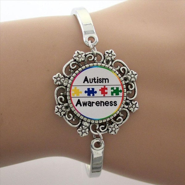 Autism Awareness Colorful Bracelets - Autism Awareness Merchandise
