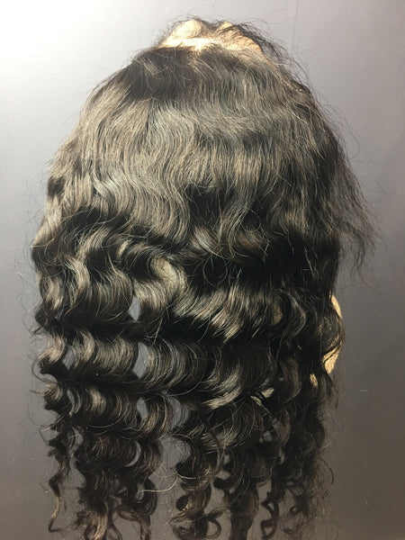 Deep Wave 13x4 Frontal (Caribbean curl)