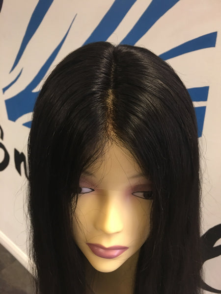 Brazilian straight Unit/Wig