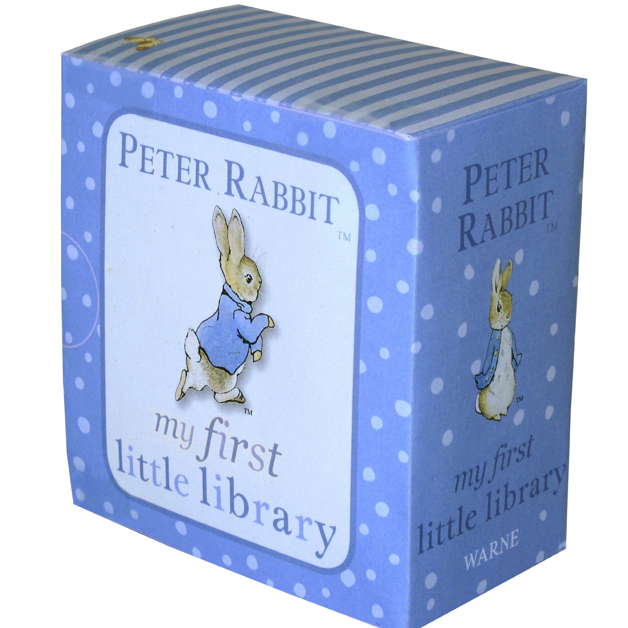 Peter Rabbit - My First Little Library