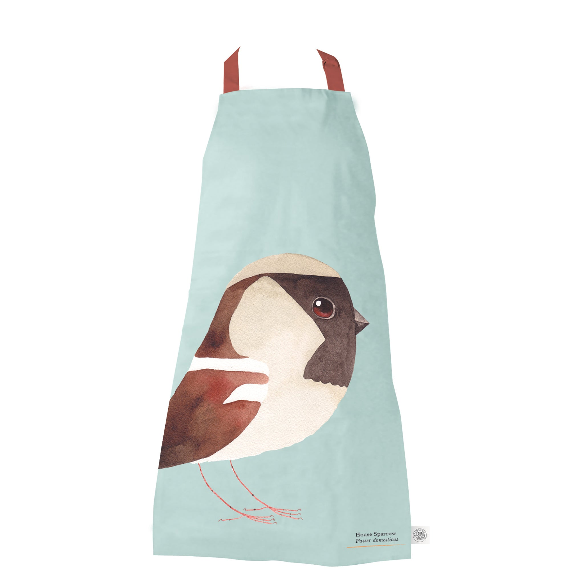 Matt Sewell's Birds – Sparrow Apron