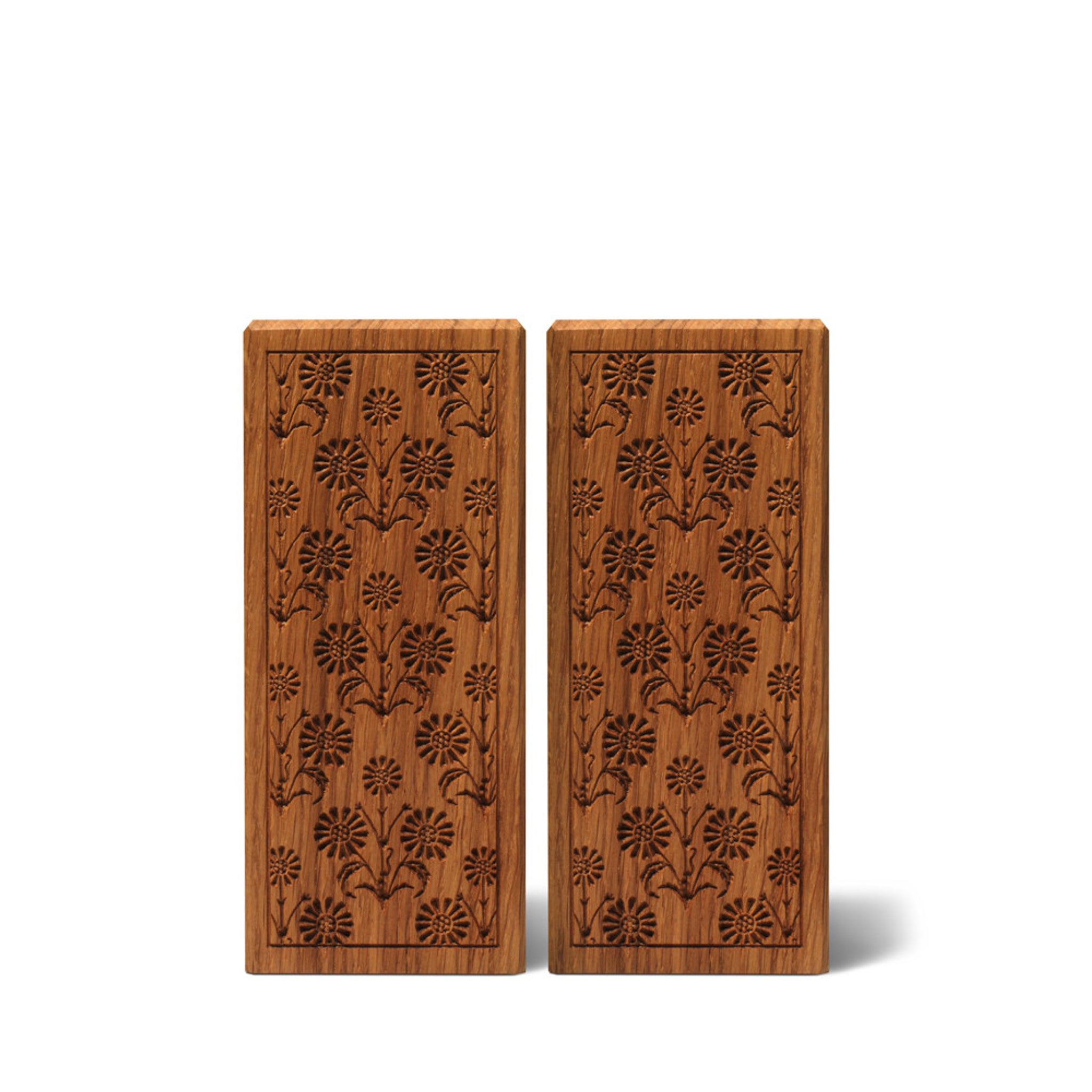 Wooden Bookends (Pair)