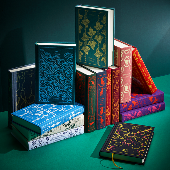 Clothbound Classics Collection (All 30 books)