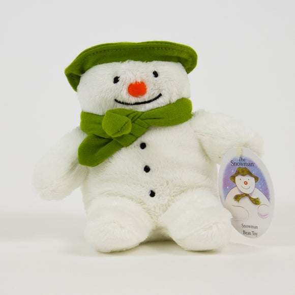The Snowman: The Snowman Bean Toy