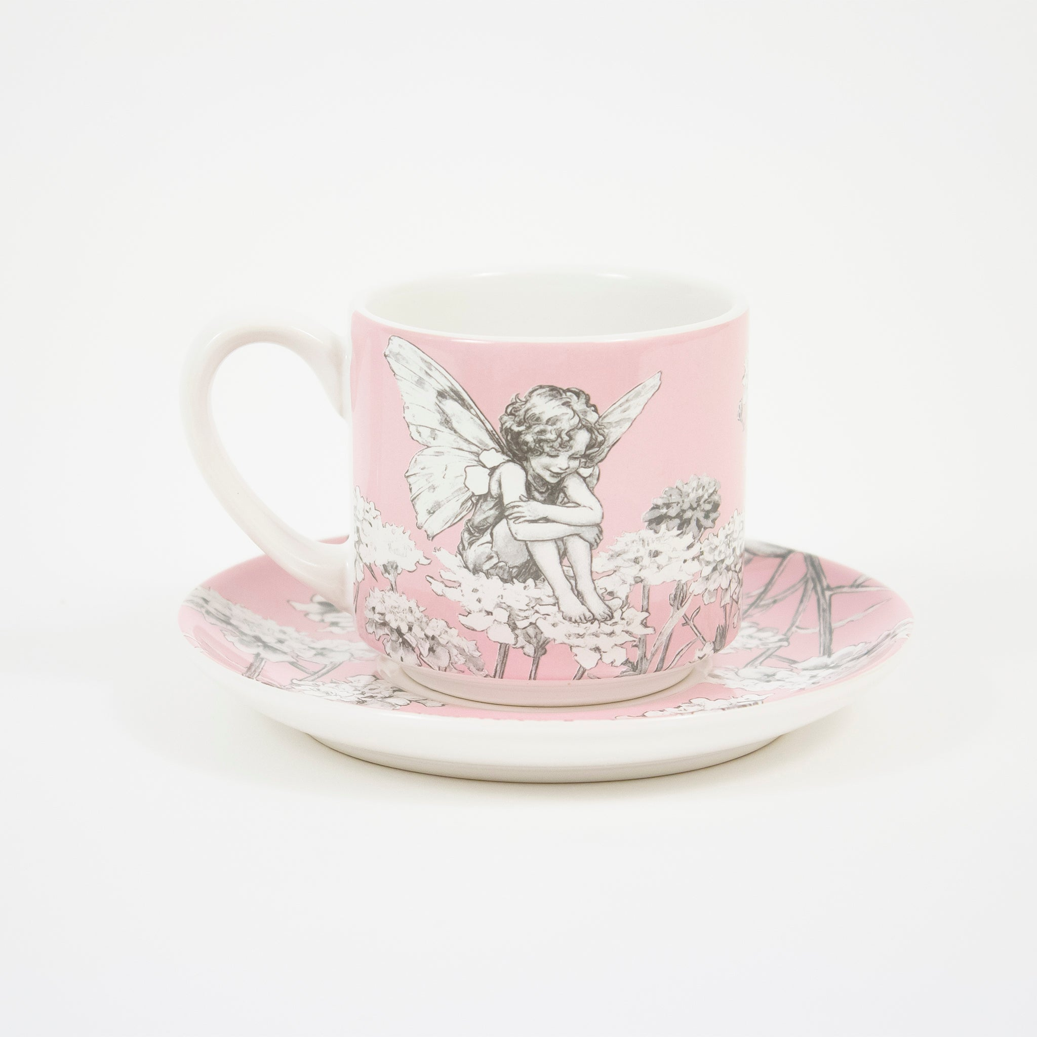 Flower Fairies Cup and Saucer