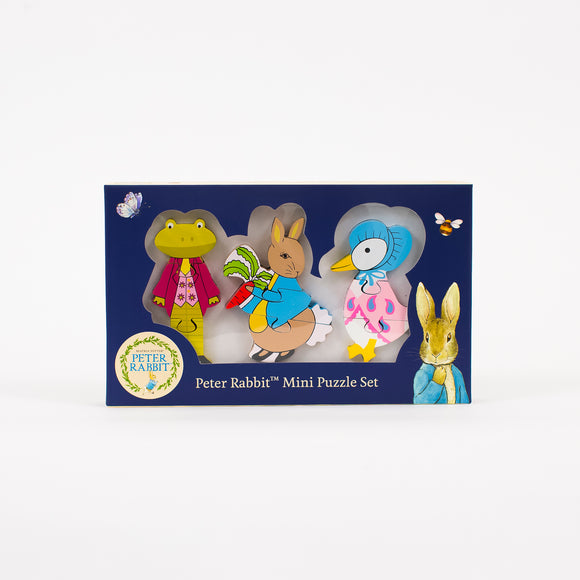 Peter Rabbit Mini Puzzles