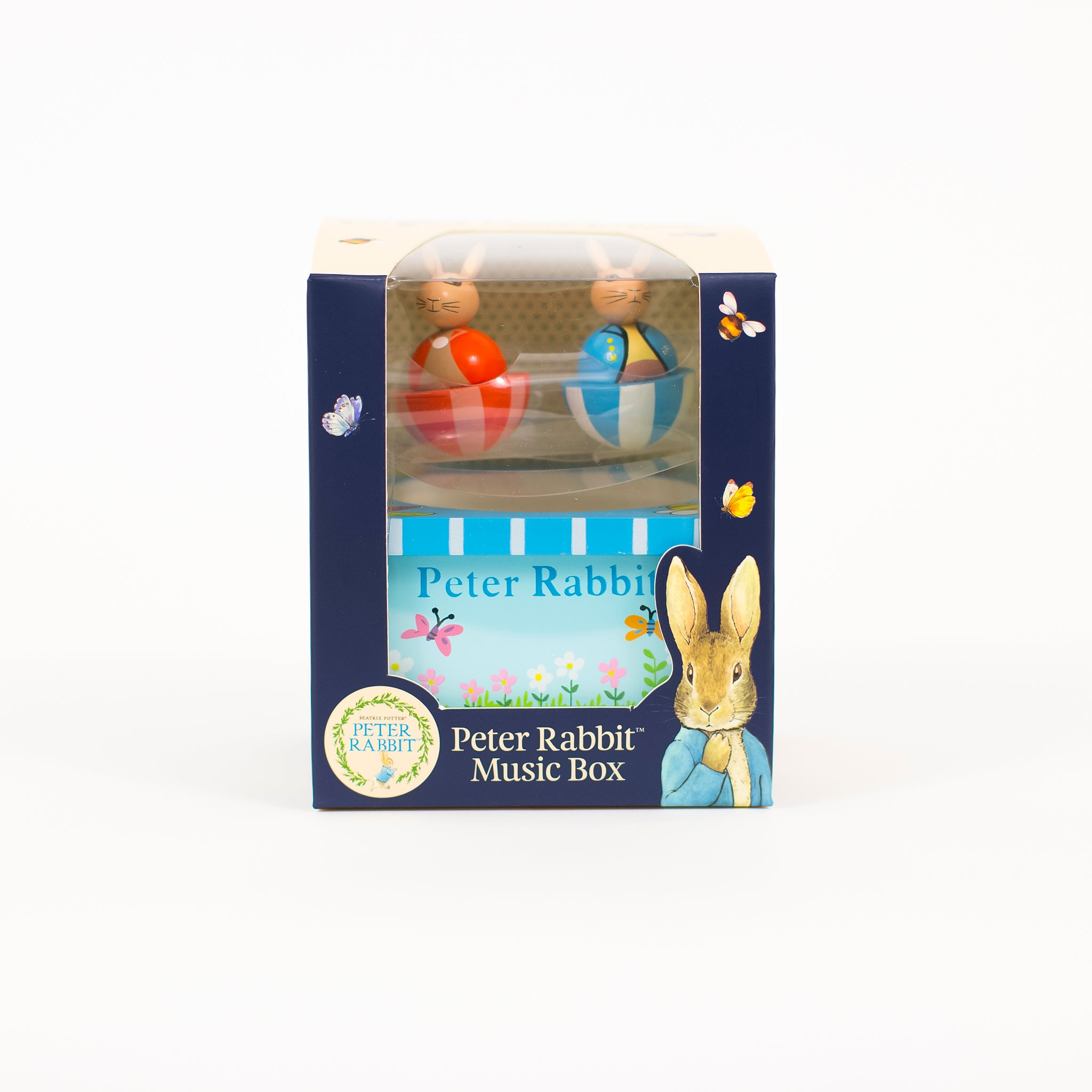 Peter Rabbit Music Box