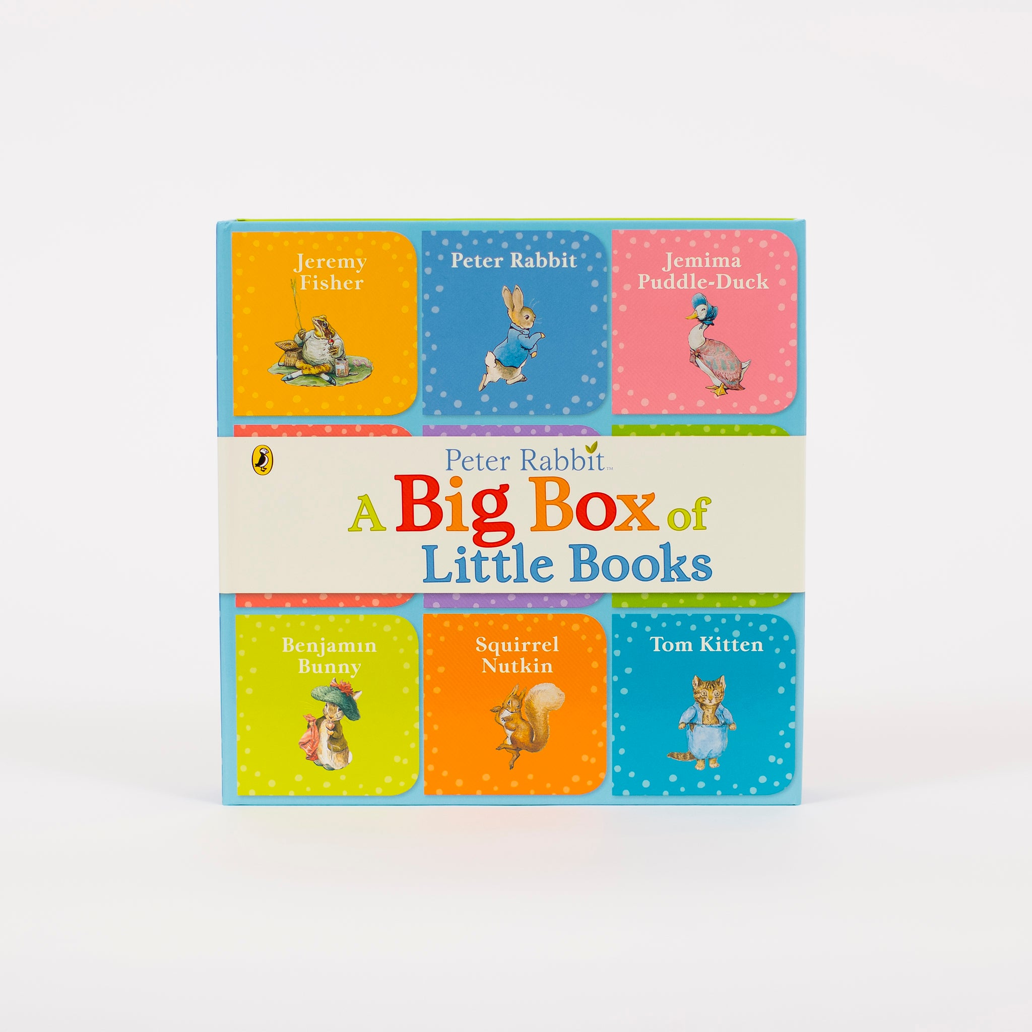 Peter Rabbit - A Big Box of Little Books