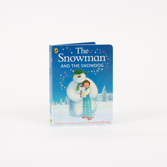 The Snowman and The Snowdog Board Book