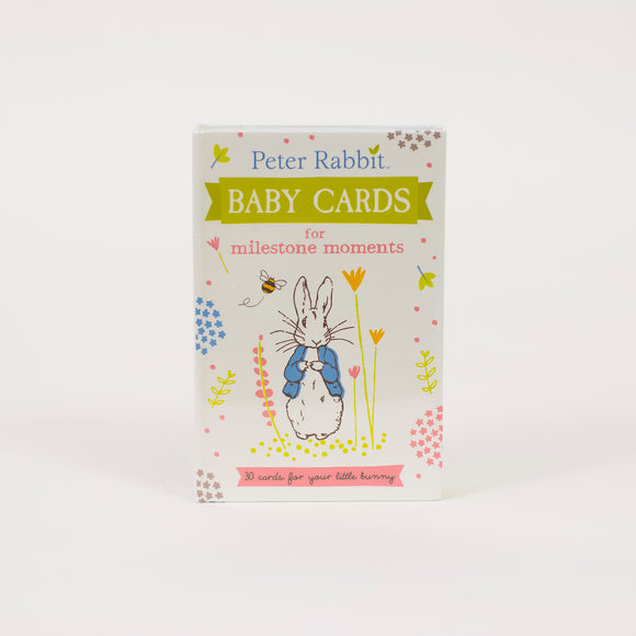 Peter Rabbit - Baby Cards