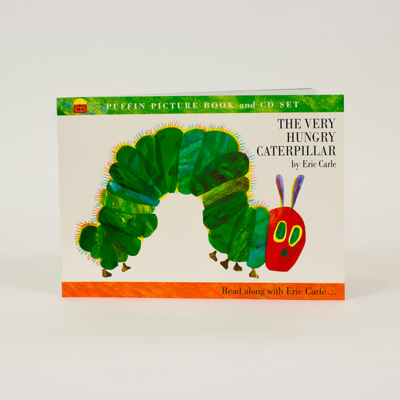 The Very Hungry Caterpillar + Audio CD