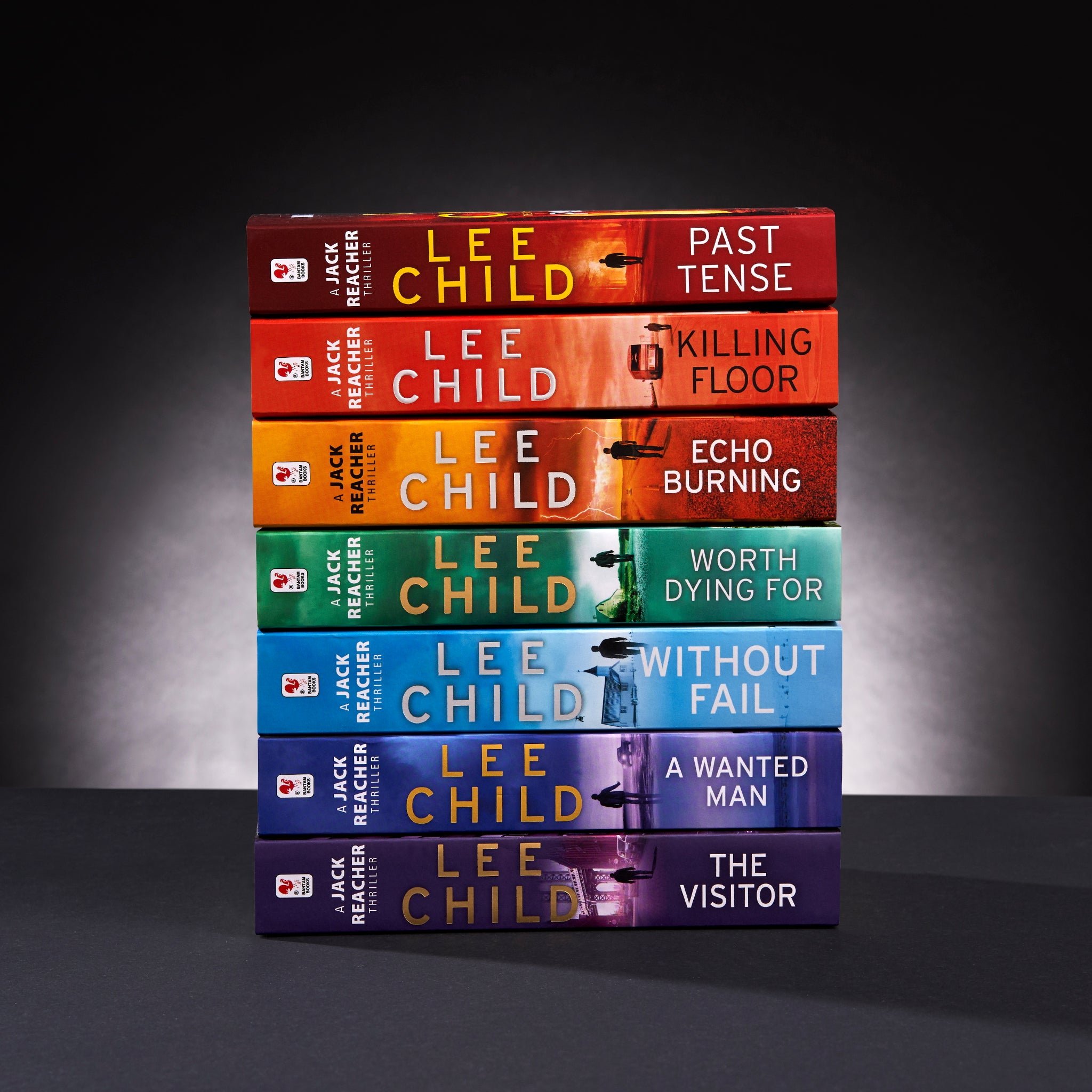 Pick and Mix Deal - Lee Child