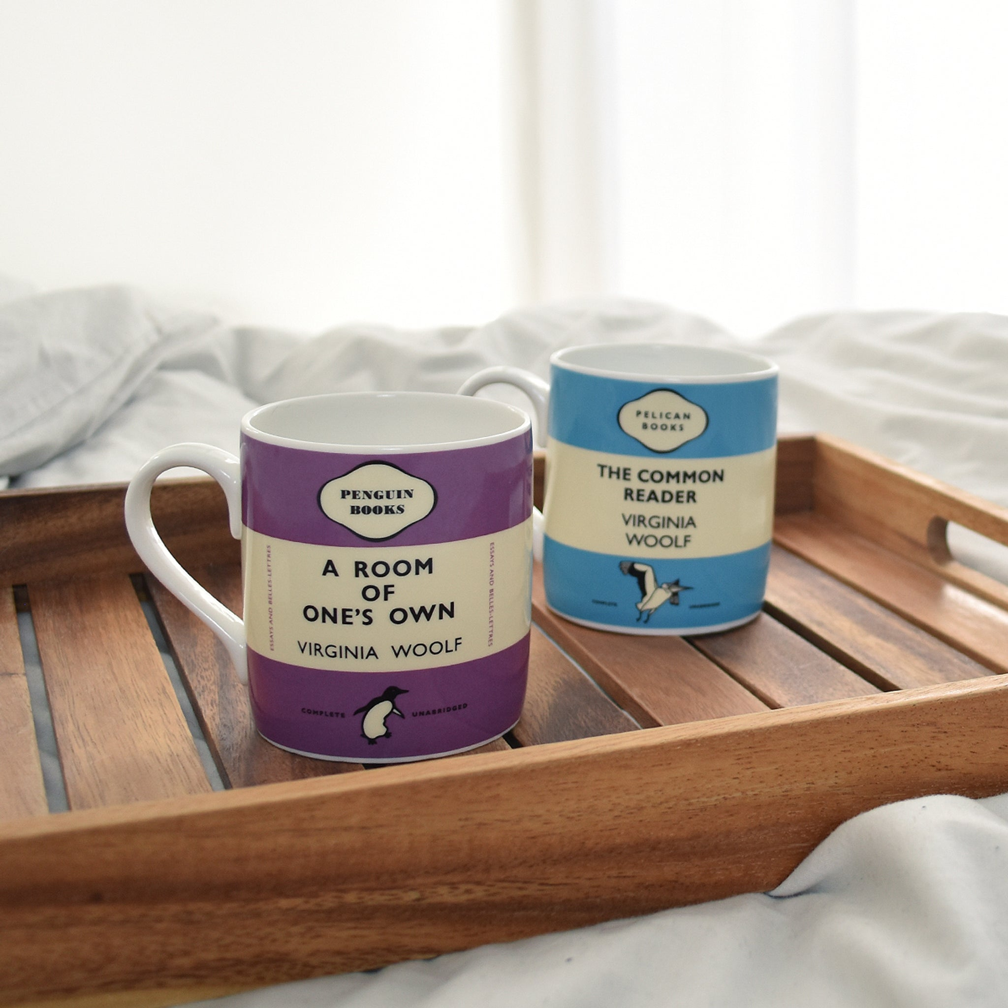 Penguin Mug Set: For Bibliophiles