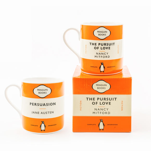 Penguin Mug Set: For Romantics