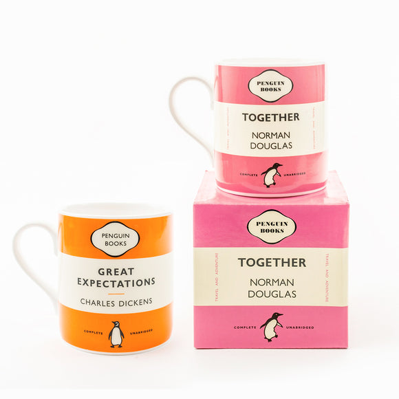 Penguin Mug Set: For Couples