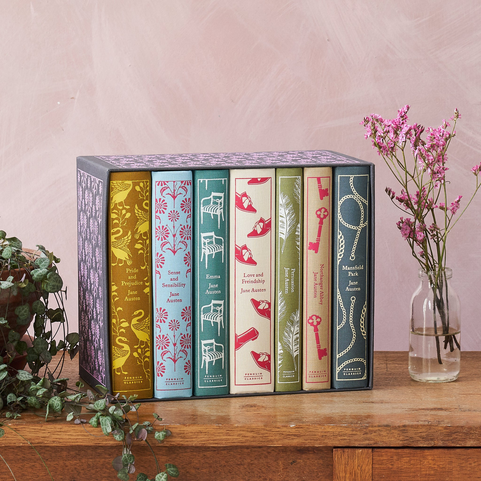 Jane Austen: The Complete Works Boxed Set