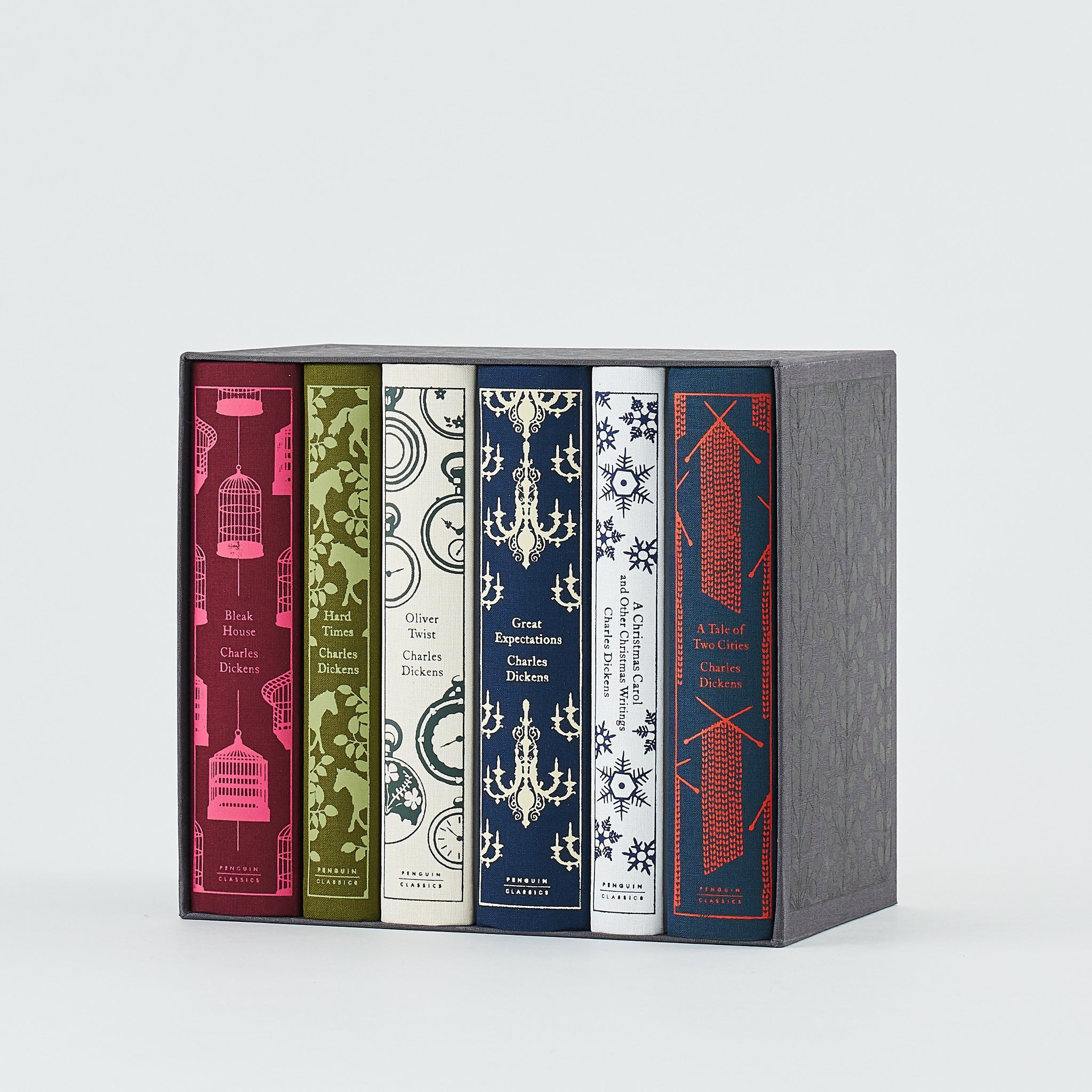 Major Works of Charles Dickens Boxed Set