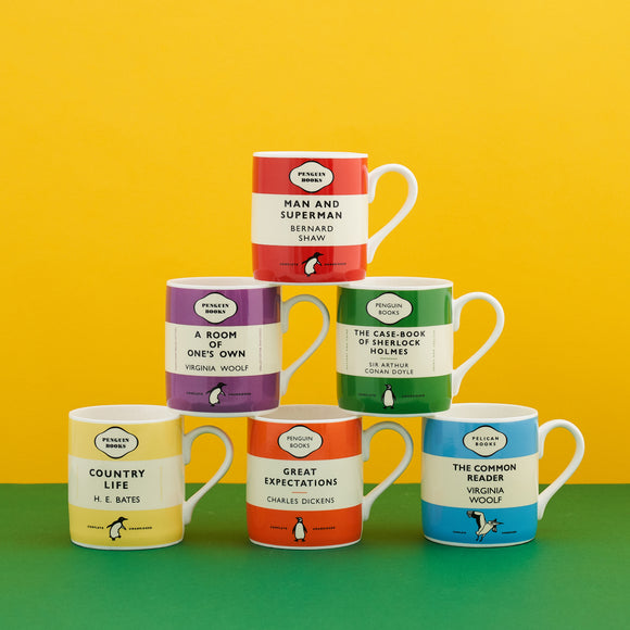 Penguin Mug Collection