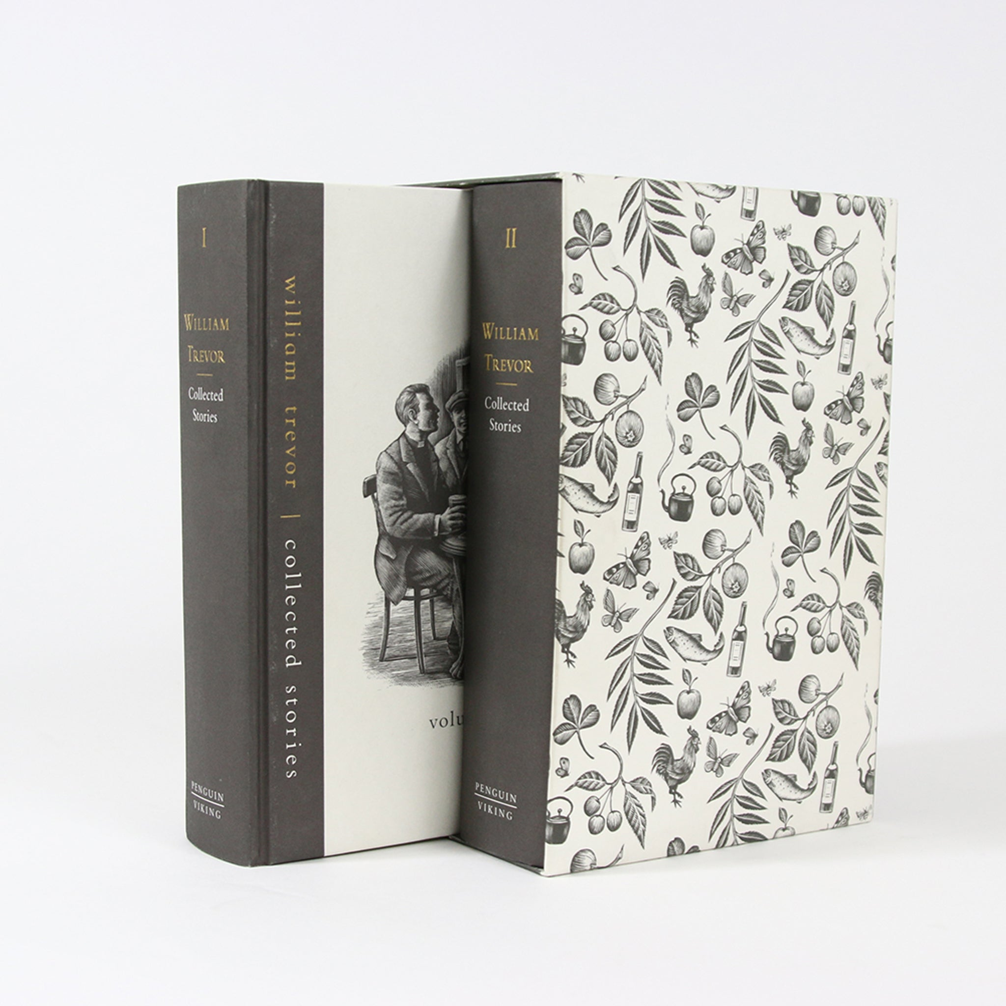 William Trevor – The Collected Stories Giftset
