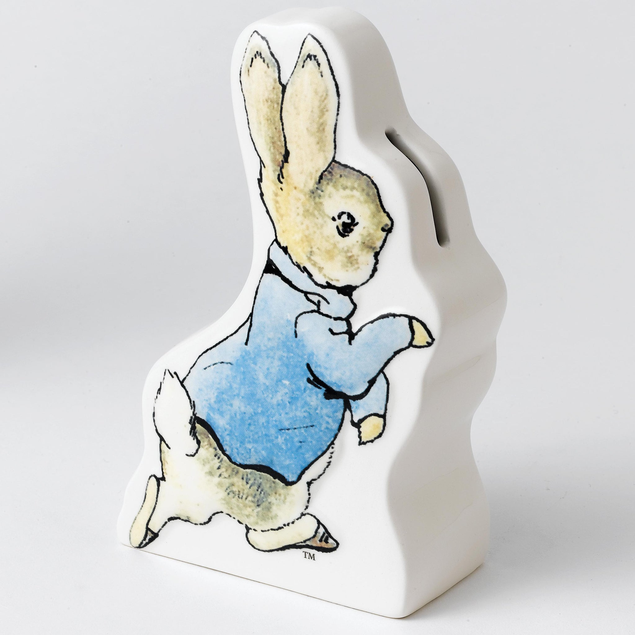 Peter Rabbit Running Money Box