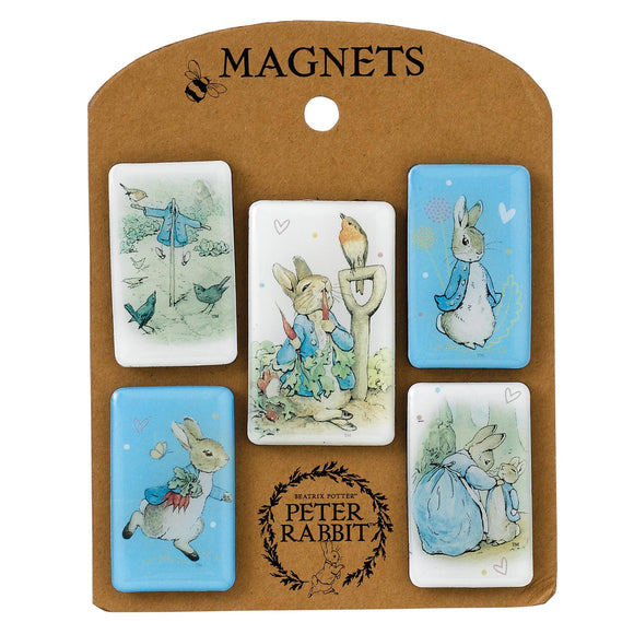 Peter Rabbit Magnet Set