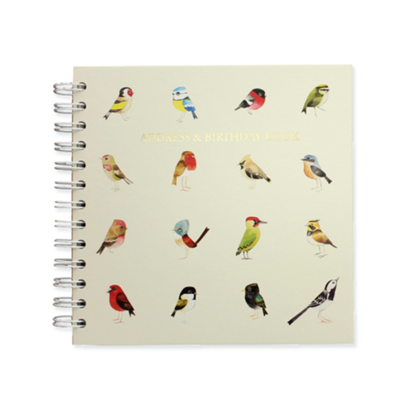 Matt Sewell's Birds Address & Birthday Book