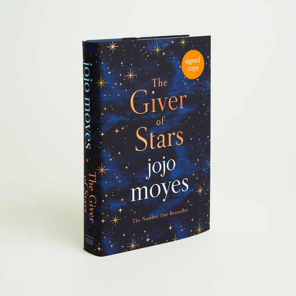 The Giver of Stars by Jojo Moyes (Signed Edition)