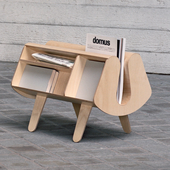 Isokon Penguin Donkey 1: Birch