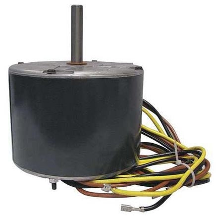 HC39GE464 Carrier Bryant Payne OEM Condenser Fan Motor 1/4HP 400/460V 1100RPM 1PH Free Shipping