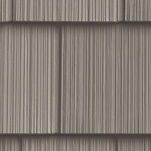 "Foundry, Vinyl Shake Siding, 7"" Perfection Shingle"