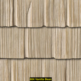 "Foundry, Vinyl Shake Siding, Staggered Shake, 7"" Exposure, (Covers 50 sq. ft.)"