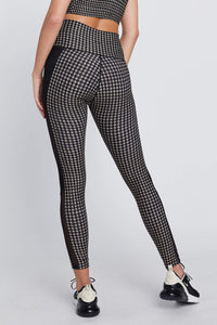 Nala Leggings Chino Houndstooth