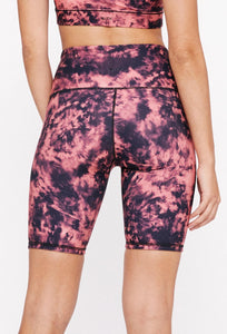 Kurt Reversible Short Infra Red Tie Dye
