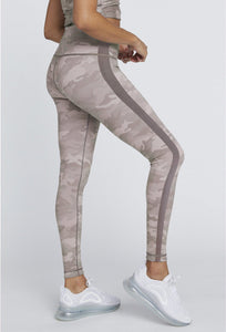 Harper Legging Light Truffle Camo