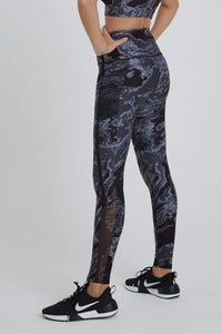 Nala Leggings Black Nile