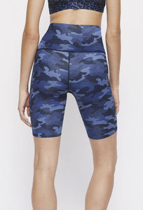 Kurt Reversible Short Blue Chill Cheetah - Twilight Camo PANTS W.I.T.H.-Wear It To Heart